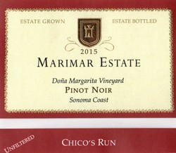 Chico's Run Pinot Noir 2015