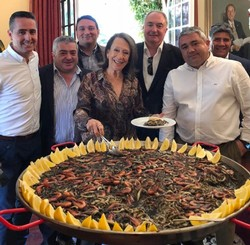 New Year's Paella - Guest Price