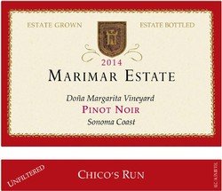 Chico's Run Pinot Noir 2014 Image